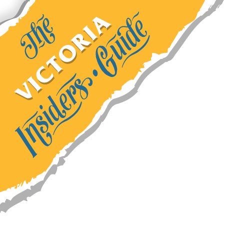 The Victoria Insider's Guide Logo